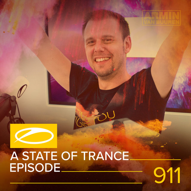 ASOT 911 - A State Of Trance Episode 911