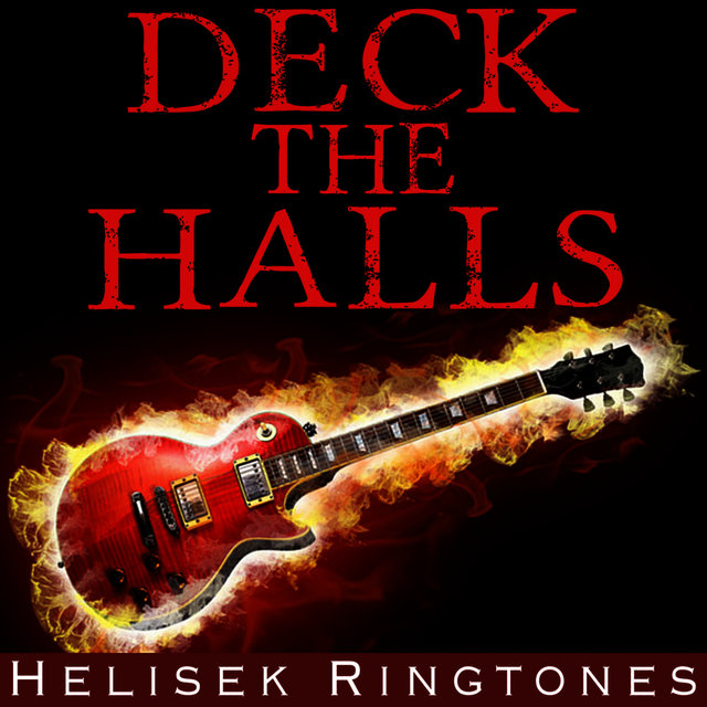 deck the halls heavy metalrock music for solo electric guitar christmas holiday - Heavy Metal Christmas Music