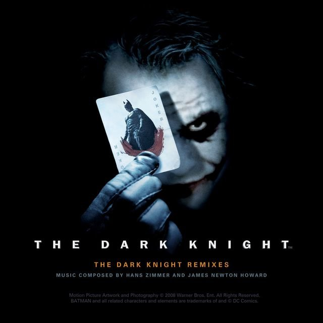 The Dark Knight Remixes EP