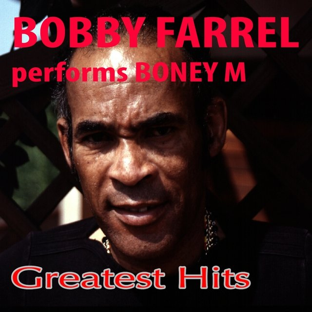 Bobby Farrel Performs Boney M