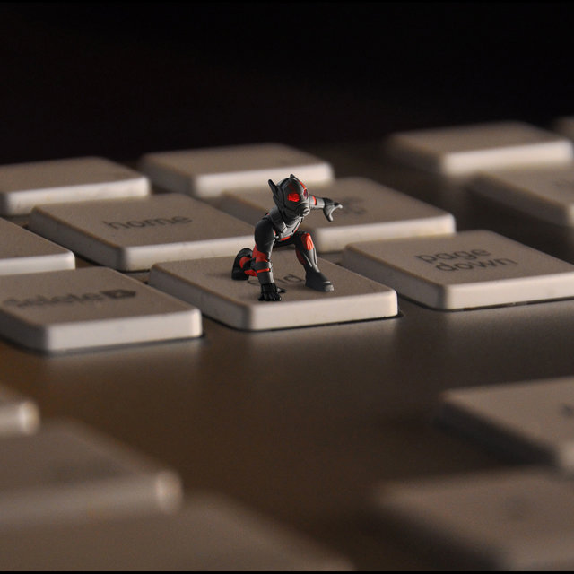 Ant-Man & the Wasp (Scott Lang)