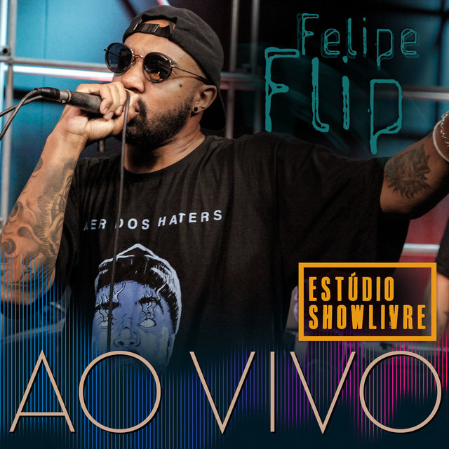 Felipe Flip no Estúdio Showlivre