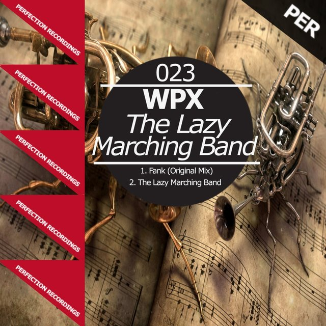 The Lazy Marching Band 'Ep