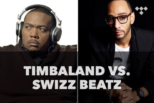 Timbaland Vs. Swizz Beatz: With The Smoke Setlist