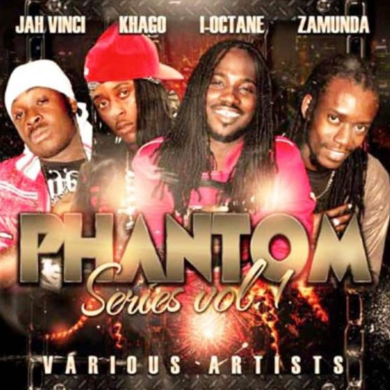 The Phantom Series Vol.1
