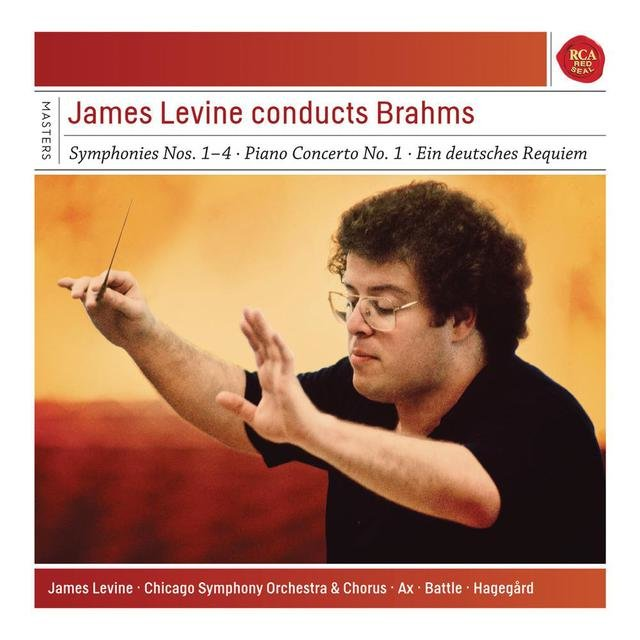 James Levine conducts Brahms - Sony Classical Masters