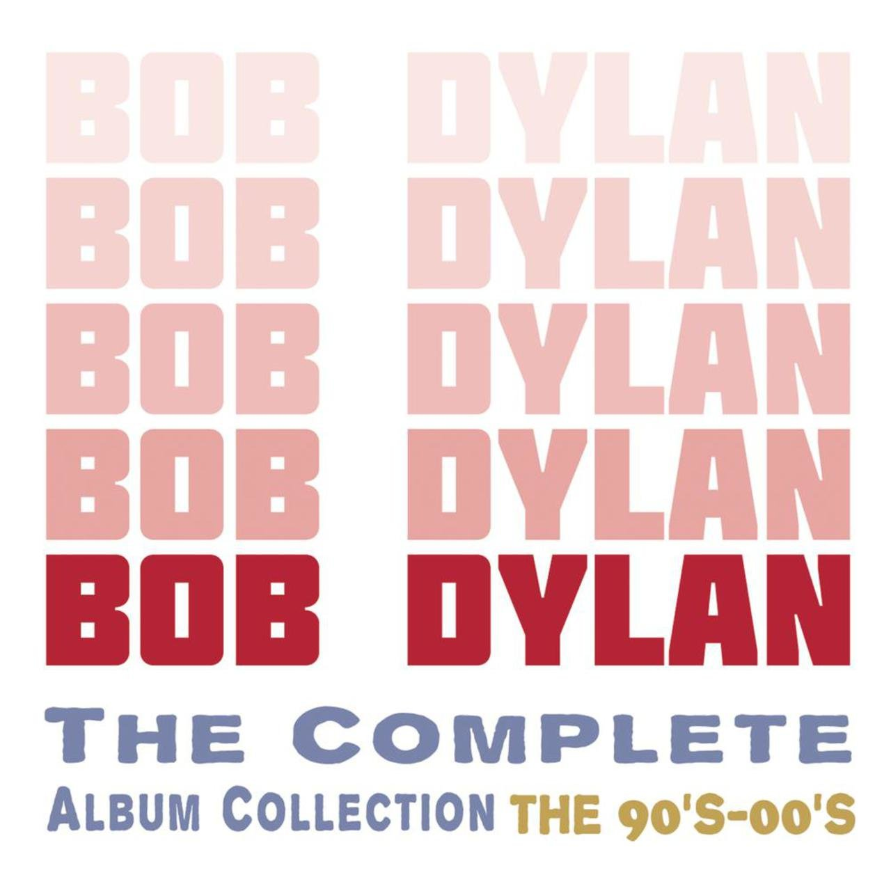 The Complete Album Collection - The 90's - 00's