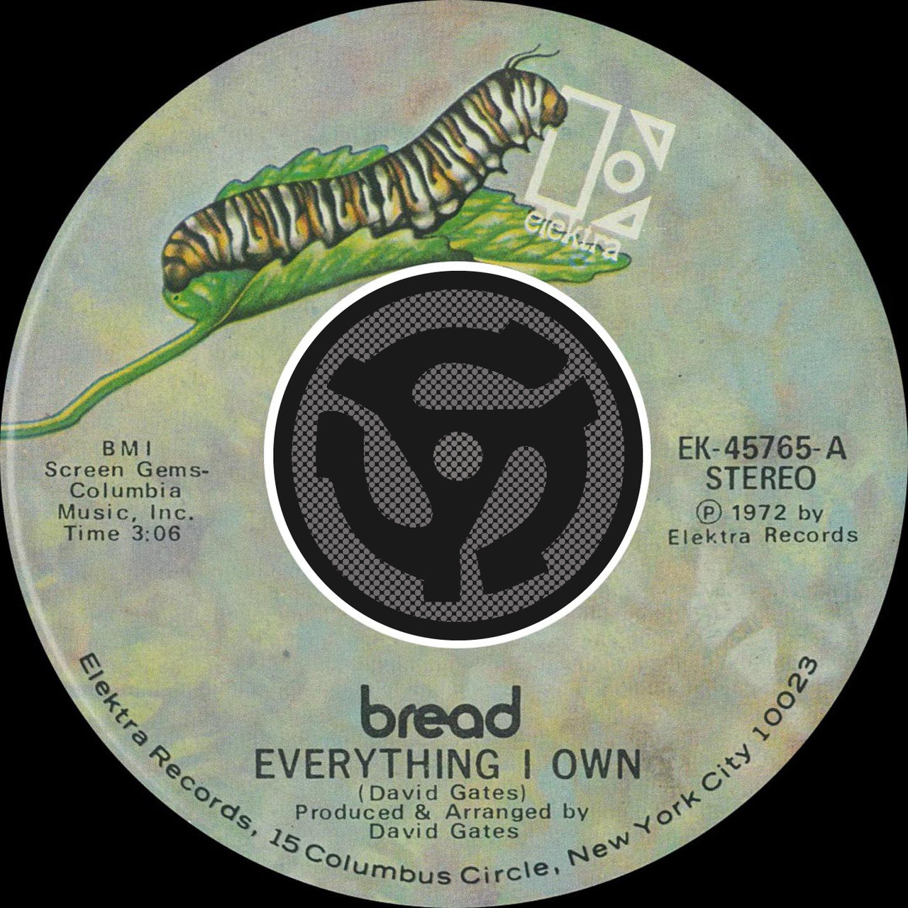 Everything I Own / I Don't Love You (45 Version)