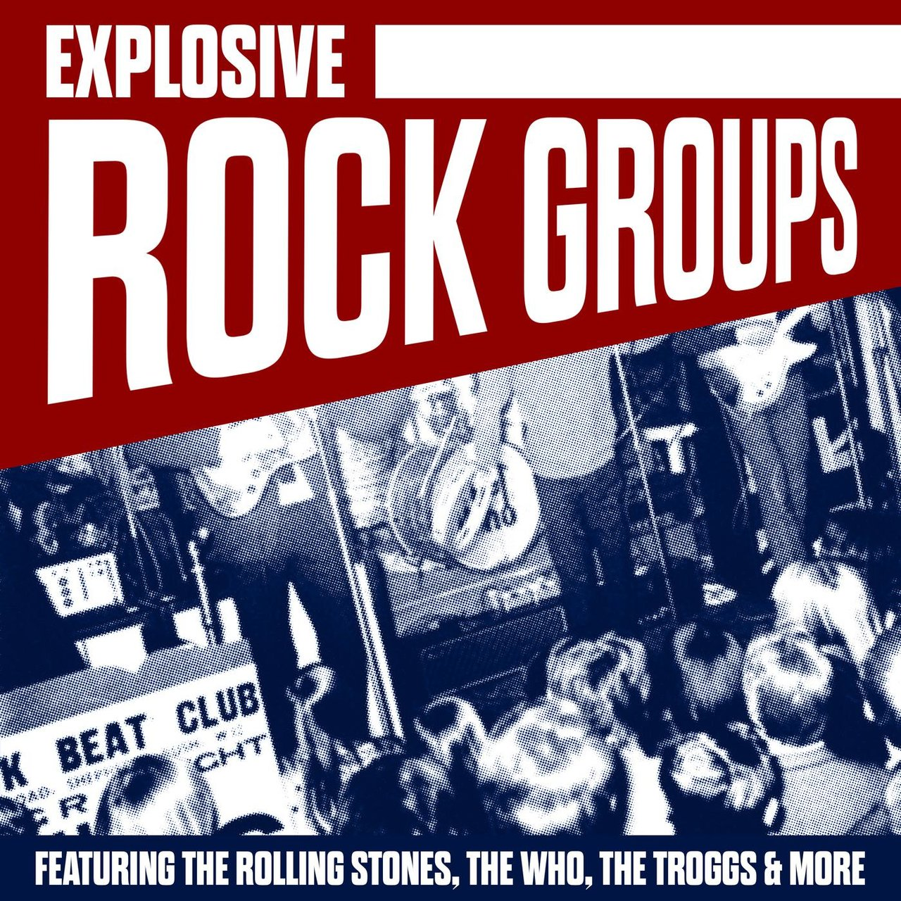 Explosive Rock Groups