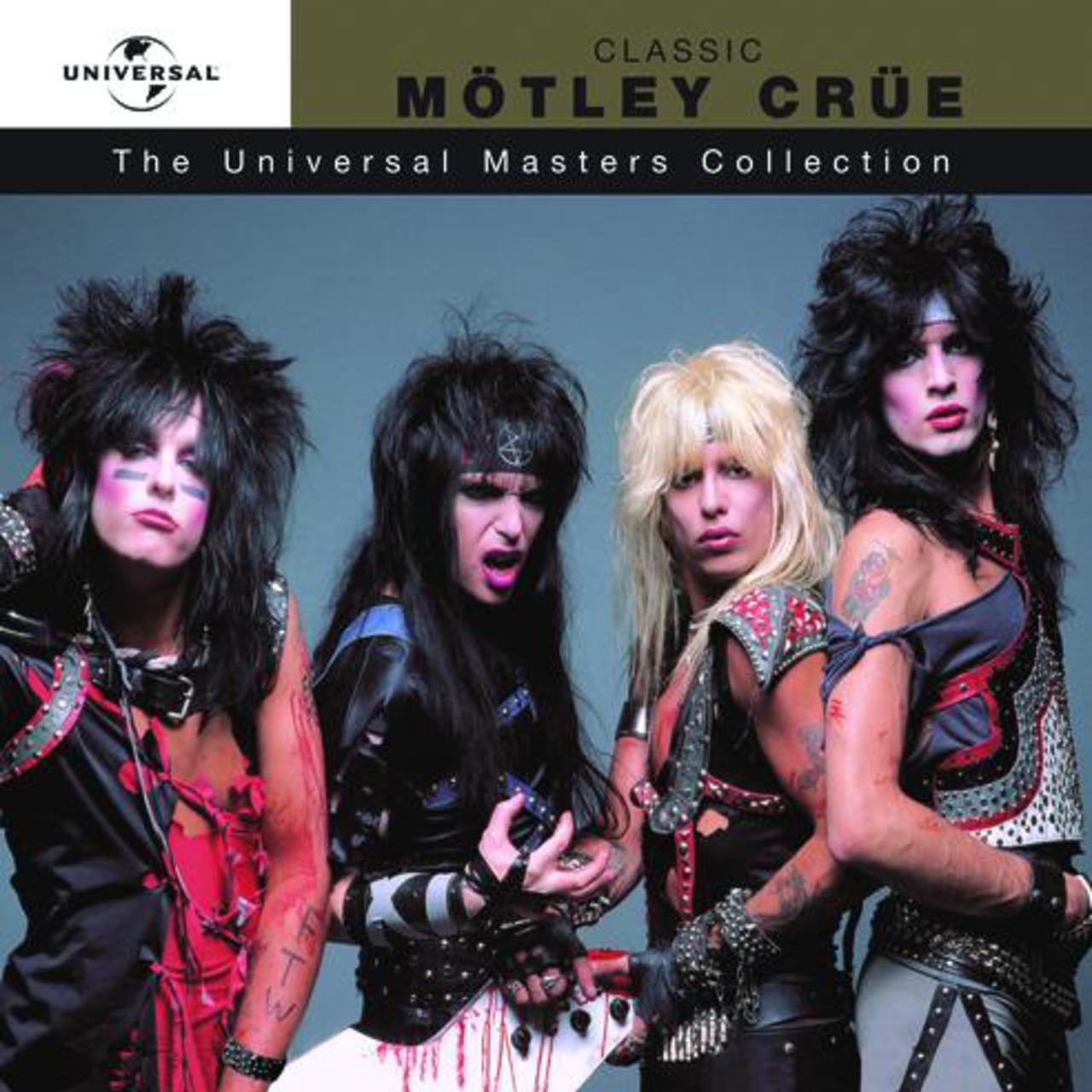 TIDAL: Listen to Mötley Crüe on TIDAL
