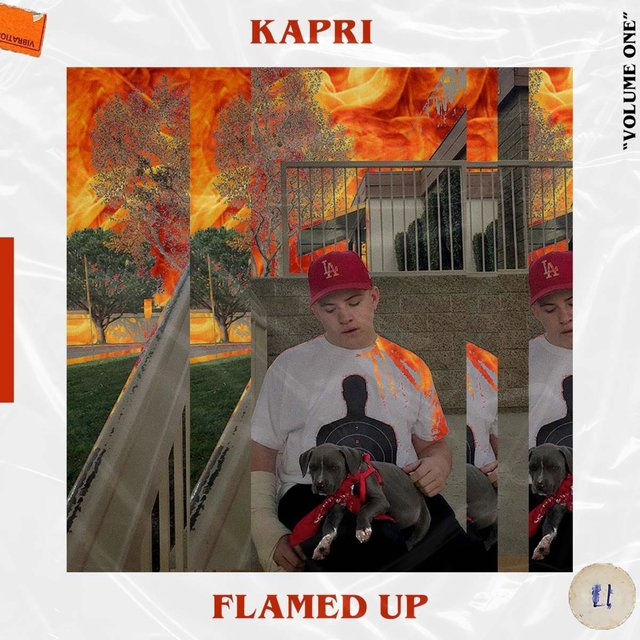Flamed Up, Vol. 1