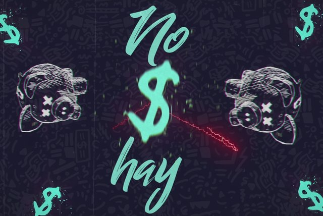 Dinero No Hay (Official Lyric Video)