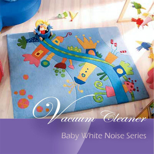 Vacuum Cleaner (Baby White Noise Series)