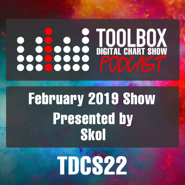 Toolbox Digital Chart Show: February 2019