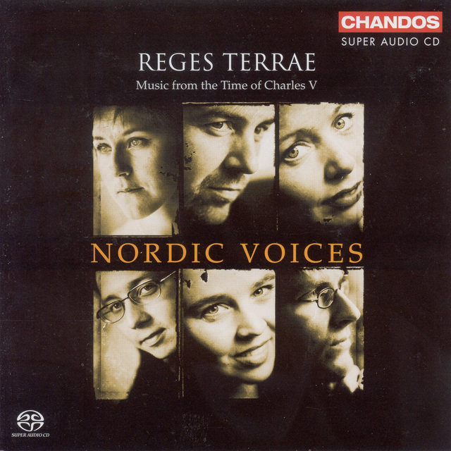Reges Terrae - Music From the Time of Charles V