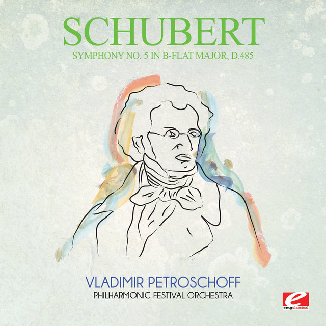 Schubert: Symphony No. 5 in B-Flat Major, D.485: II. Allegro ma non troppo (Digitally Remastered)