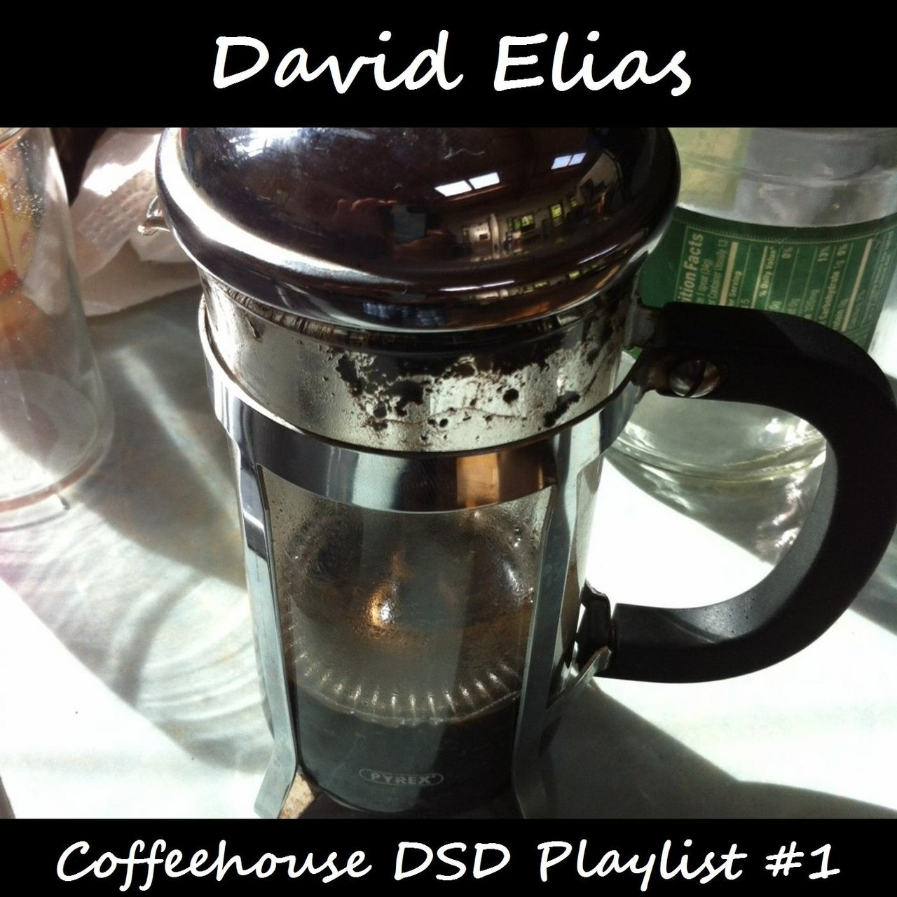 Coffeehouse DSD Playlist No. 1