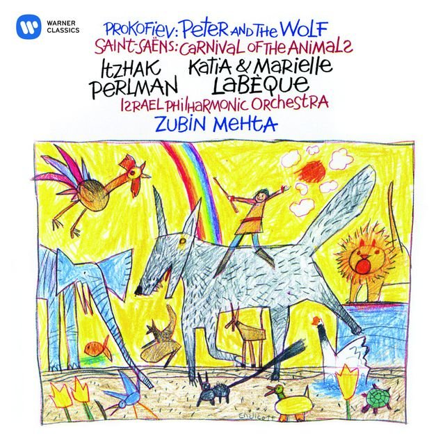 Saint-Saëns: Le carnaval des animaux - Prokofiev: Peter and the Wolf