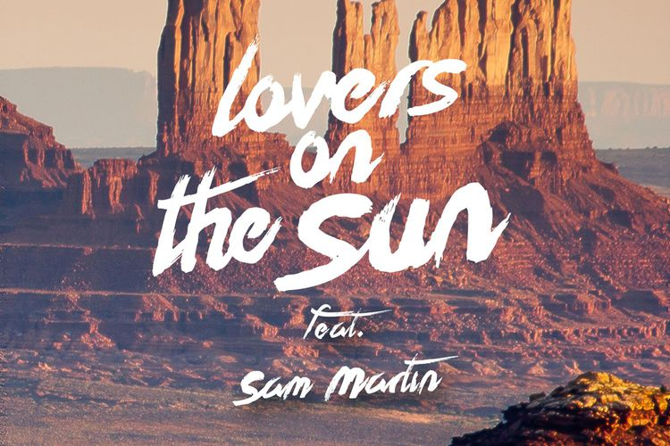 Lovers on the Sun (feat. Sam Martin) [Official Video]