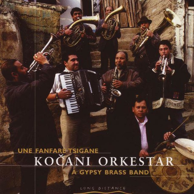 A Gypsy Brass Band