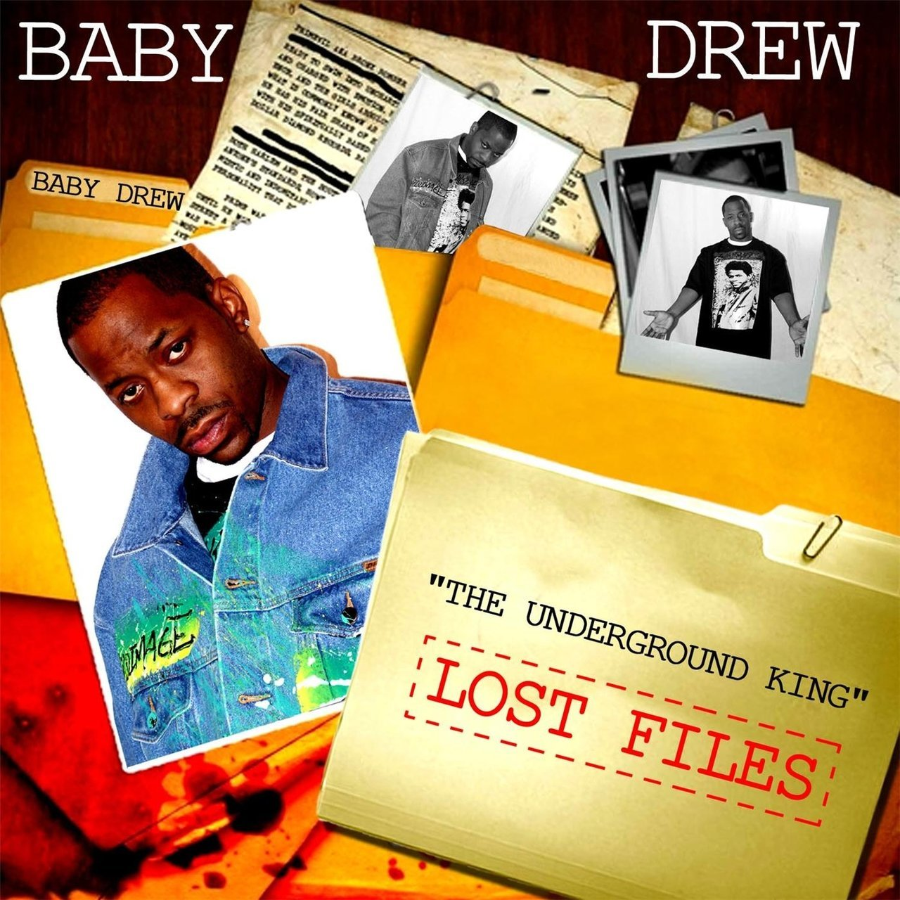 The Underground King Lost Files