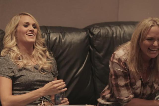 Somethin' Bad (duet with Carrie Underwood) - Studio Behind The Scenes