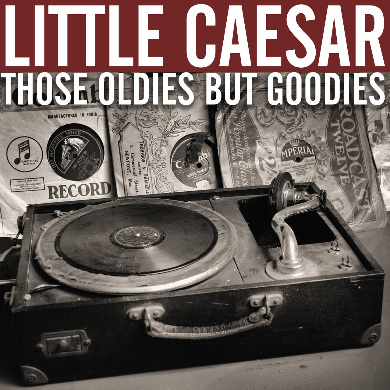 Listen to Those Oldies But Goodies by Little Caesar on TIDAL