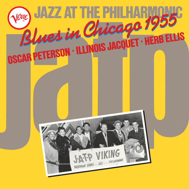 Jazz At The Philharmonic: Blues In Chicago 1955