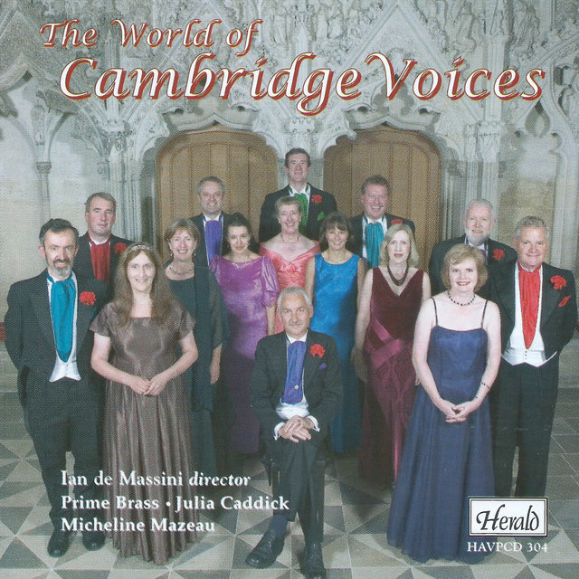 The World of Cambridge Voices
