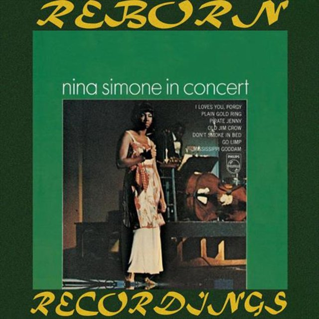 Nina Simone In Concert (HD Remastered)