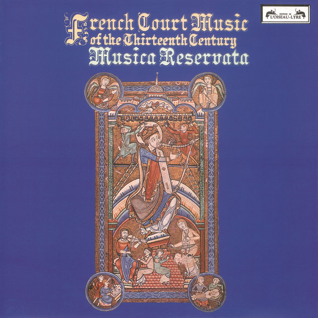French Court Music of the Thirteenth Century