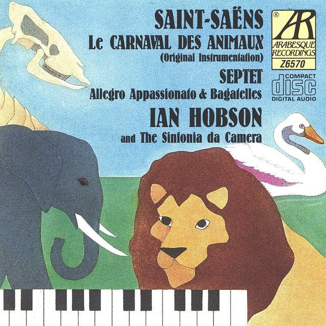TIDAL: Listen to Le Carnaval Des Animaux: XIII  Le Cygne by