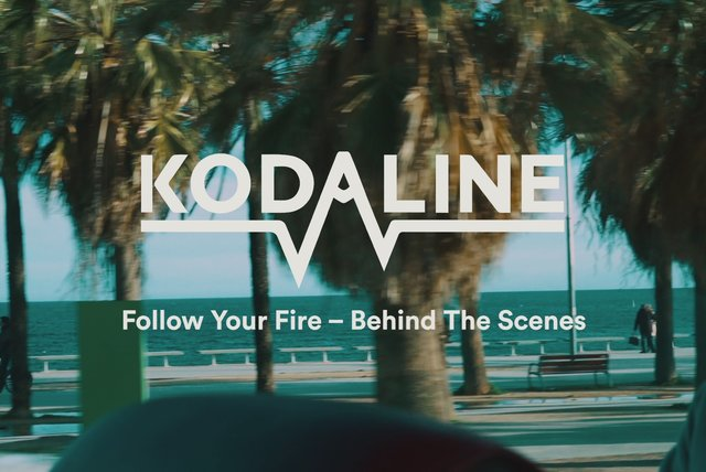 Follow Your Fire (Behind the Scenes)