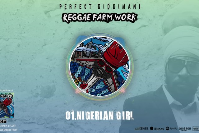 PERFECT GIDDIMANI - NIGERIAN GIRL - IRIE ITES RECORDS