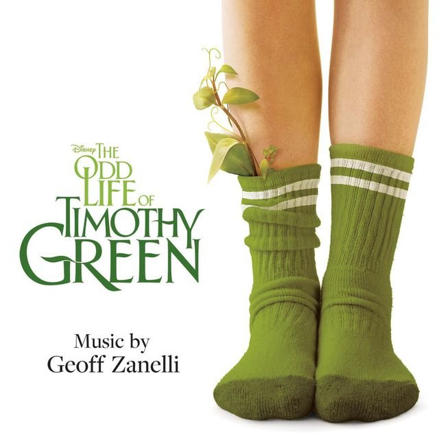 The Odd Life Of Timothy Green (Original Motion Picture Soundtrack)