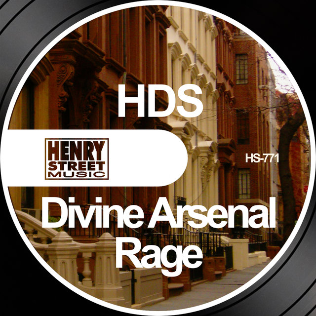 Divine Arsenal / Rage