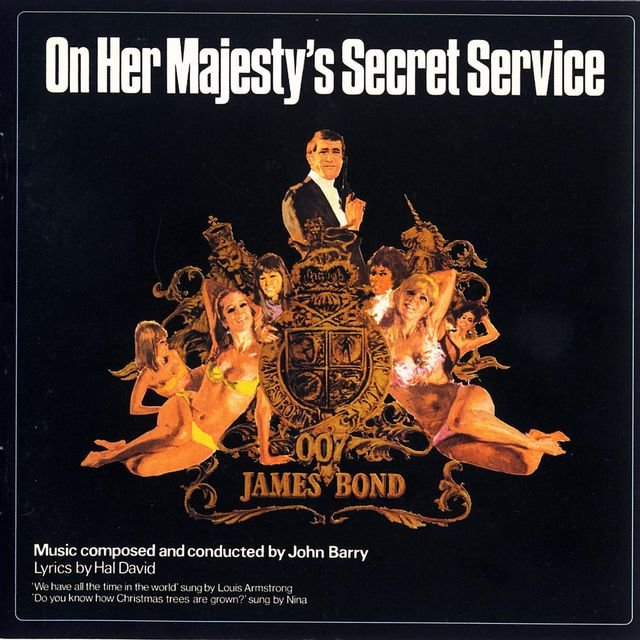 On Her Majesty's Secret Service (Original Motion Picture Soundtrack / Expanded Edition)