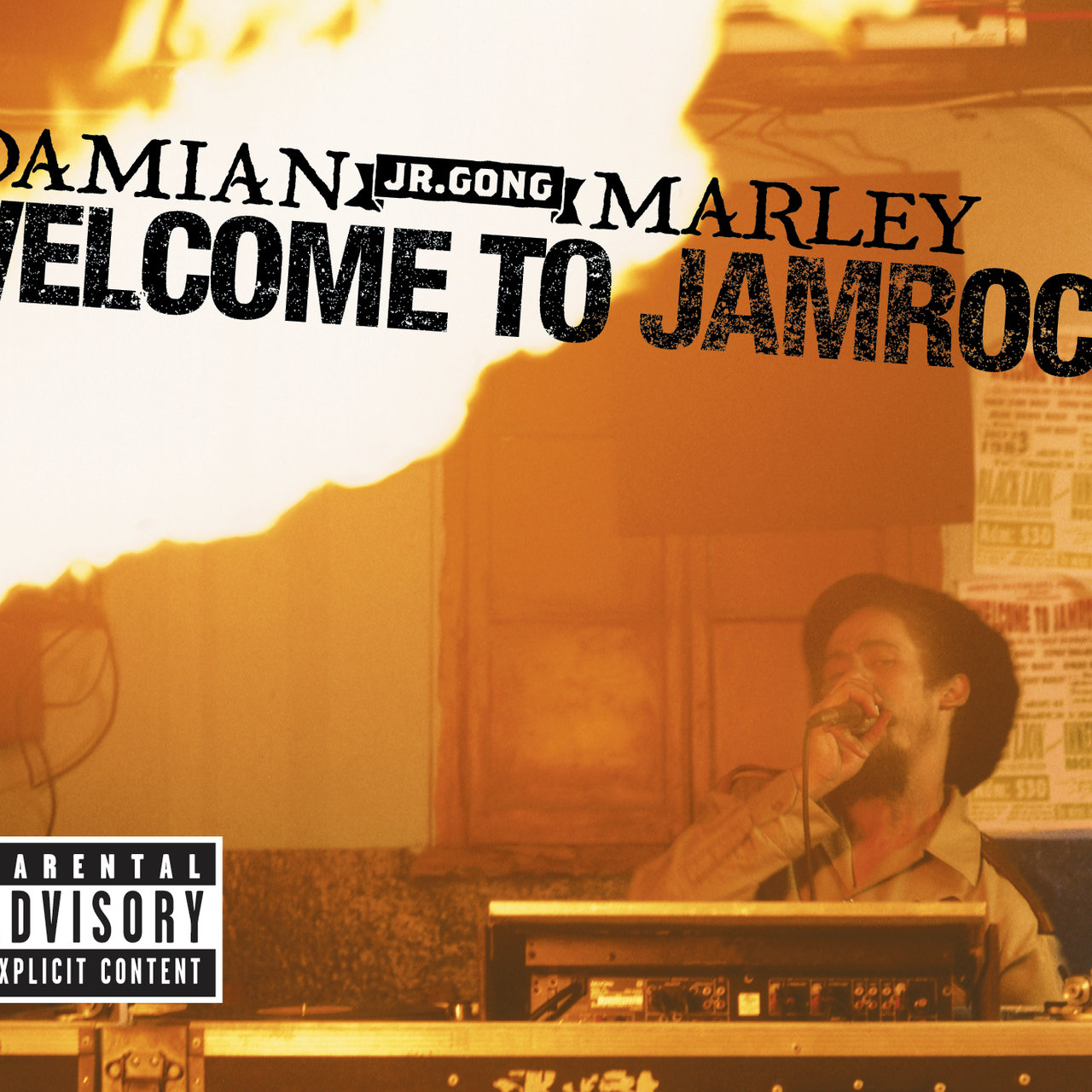 Welcome To Jamrock (Int'l Comm Single)