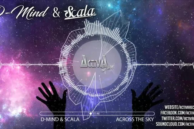 D-Mind, Scala - Across The Sky (Original Mix) - Official Preview (Activa Shine)