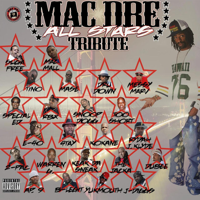 Mac Dre Tribute All Stars
