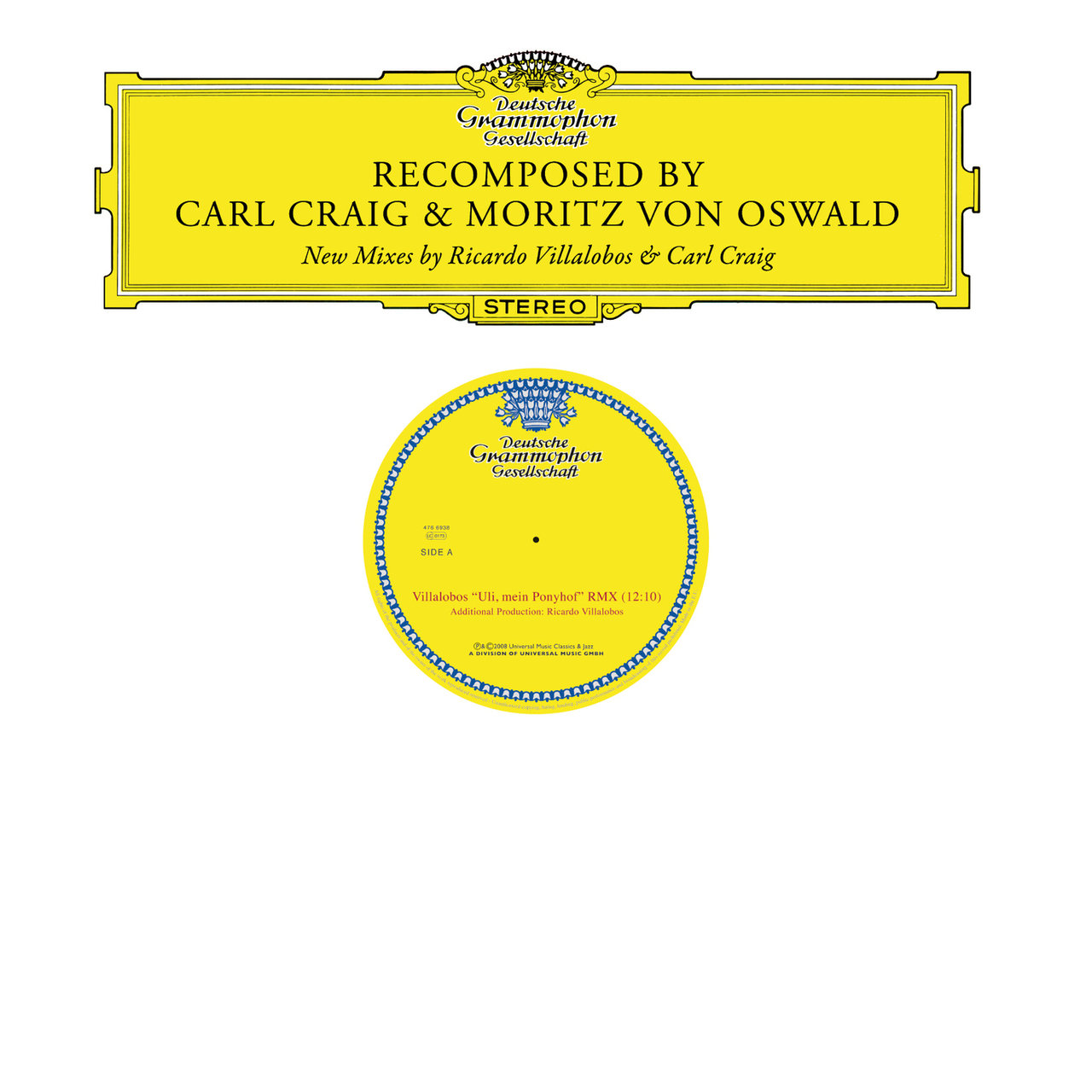 ReComposed by Carl Craig & Moritz von Oswald (eVersion)