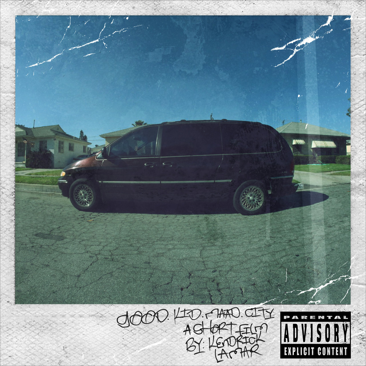 good kid, m.A.A.d city (Deluxe Explicit Version)