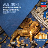 Albinoni: Concerto a 5 in F, Op.9, No.3 for 2 Oboes, Strings, and Continuo - 1. Allegro