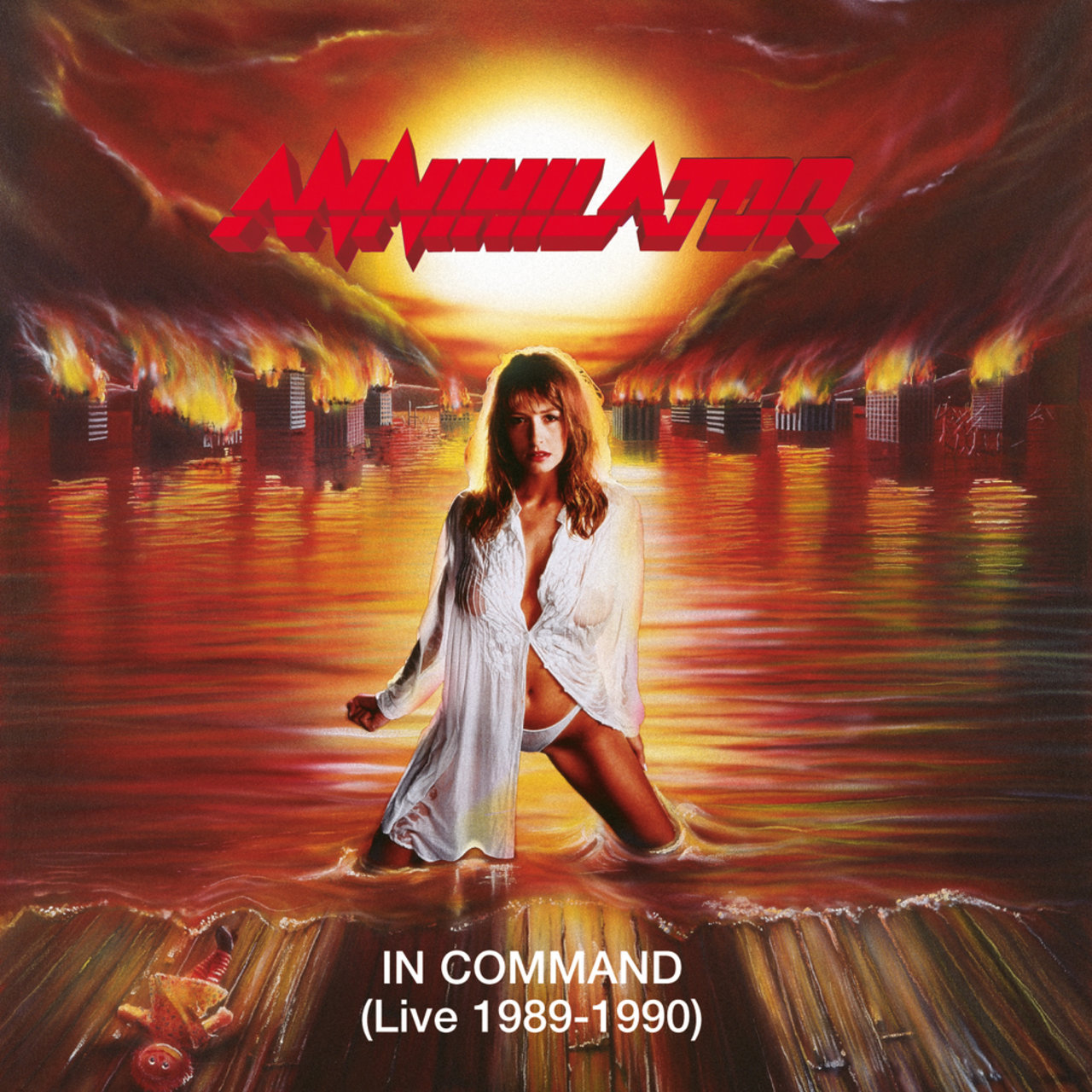 In Command: Live 1989-1990