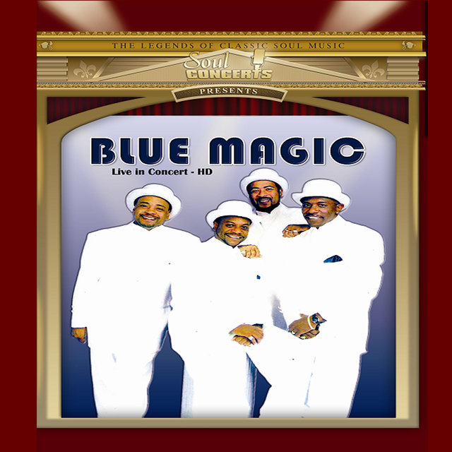 Blue Magic Live In Concert