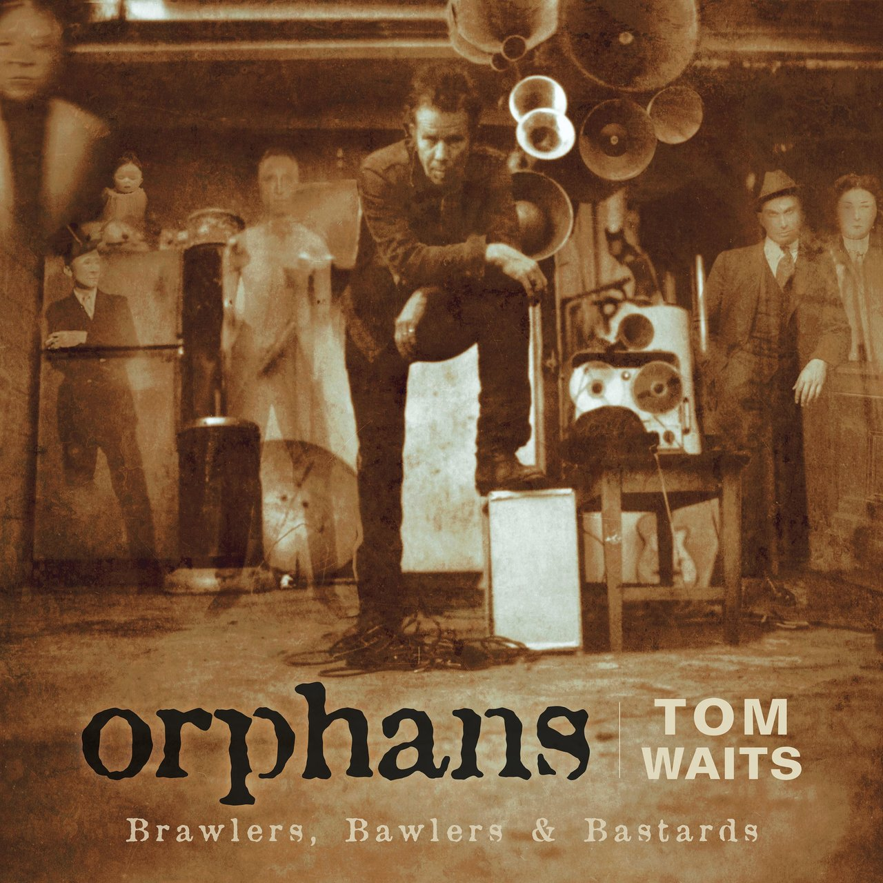 Orphans: Brawlers, Bawlers & Bastards (Remastered)