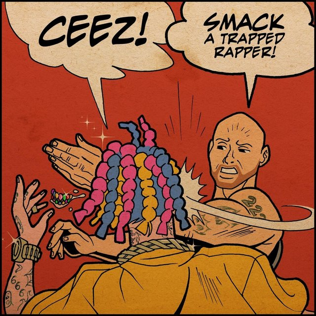 Smack a Trapped Rapper