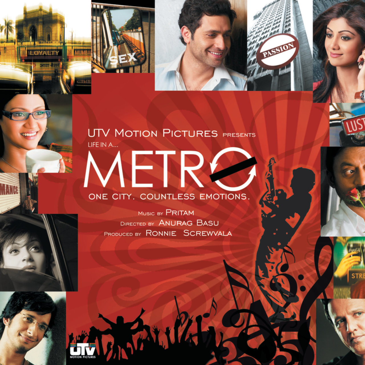 Life In A Metro (Original Motion Picture Soundtrack)