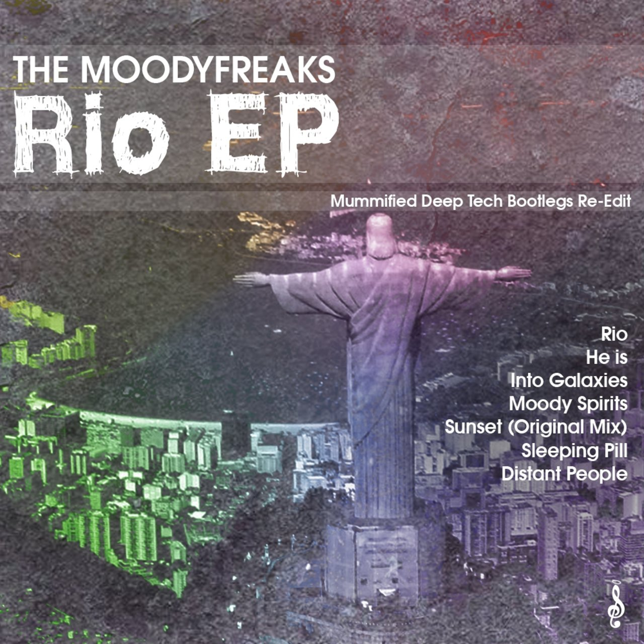 Rio EP (Mummified Deep Tech Bootlegs Re-Edit)