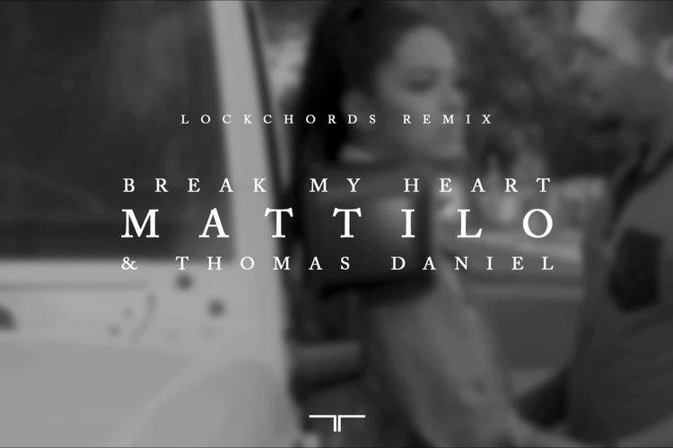 Tidal Watch Break My Heart Lock Chords Remix On Tidal